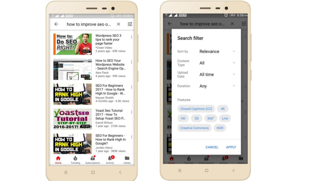 YouTube Par Smartly Search kaise Kare