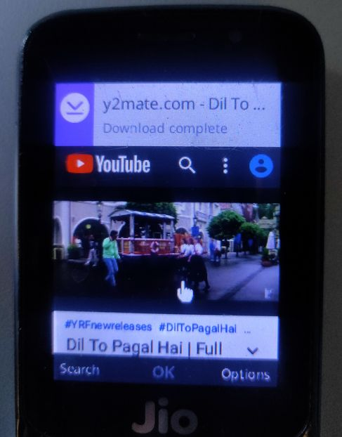 YouTube Song Download in Jio Phone
