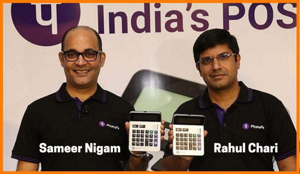 PhonePe Founders